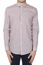 VIKTOR & ROLF New Man Printed Popeline Cotton shirt Made in Italy NWT