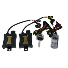 ~ 55W HID Xenon Conversion KIT Headlights Error Free Canbus H7 8000/10000/12000K