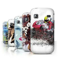 STUFF4 Back Case/Cover/Skin for Samsung Galaxy Gio/S5660/Fragments