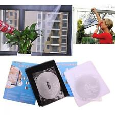 Insect Anti-Flybug Black White Screen Protector Curtain Mesh Net