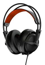 SteelSeries Siberia 200 Full-Size Gaming Headphone With Microphone