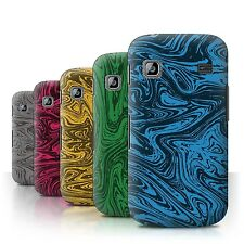 STUFF4 Case/Cover/Skin for Samsung Galaxy Gio/S5660/Melted Liquid Metal Effect