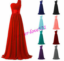 STOCK New Style Bridesmaid Formal A Line  Party Cocktail Evening Prom Dresses