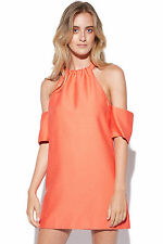 New C/MEO COLLECTIVE Womens One World Dress Morange