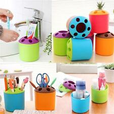 Tool Stationery Container Toothbrush Toothpaste Cup Organizer Pen Holder