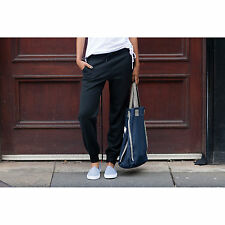 SF Ladies Cuffed Jog Pants Womens Slim Fit Casual Sports Wear Trousers Bottoms