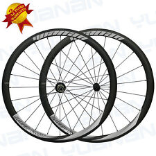 Carbon Wheels 700C Tubular Carbon Wheelset DT 350 Carbon Road Wheel Race Bicycle