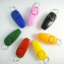 Click Dog Training Whistle Clicker Pet Guide