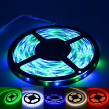 5M 3528 SMD 300 600 LED SMD Flexible Strip Light Non / Waterproof LED Strip