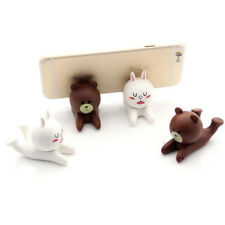 New Cell Phone Holder Fashion Hot Mobile Holder Cartoon Phone Cute