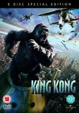 King Kong 2-disc DVD Special Edition Peter Jackson Adrien Brody Naomi Watts FILM