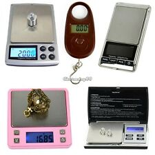 200gx0.01g Jewelry LCD Electronic Digital Scale 25kg/5g Kitchen Weight Scale C1M