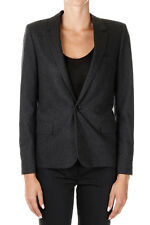 Saint Laurent Paris New women single-breasted Jacket wool & Cashmere Italy Made