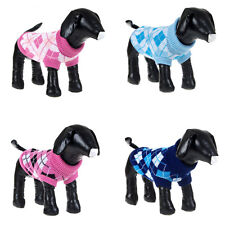 Puppy Small Medium Large Dogs Pet Dog Sweater Puppy Knit Clothes Coat Apparel