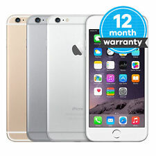 Apple iPhone 6 plus 16 64 128GB Mint Excellent Condition Unlocked Smartphone WT8