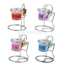 Silver Candle Holder Stand TeaLight Candlestick Wedding Party Gift Table Decor