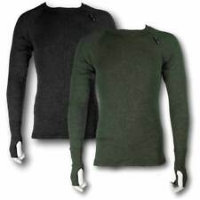 Ussen Mens Baltic Pro Crew Thermal Top Long Sleeve Shirt Underwear Base Layer
