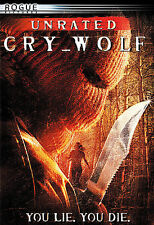 Cry_Wolf (DVD, 2005, Widescreen - Unrated)
