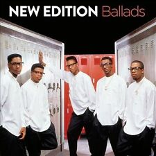 Ballads * by New Edition (US) (CD, 2013, Geffen)