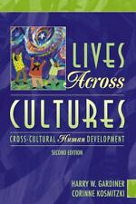 LIVES ACROSS CULTURES I PAPERBACK BOOK - DAY U PAY IT SHIPS FREE