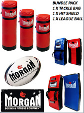 RUGBY LEAGUE TACKLE BAG BALL HIT BUMP SHIELD TRAINING PACK MINI MOD SENIOR NEW