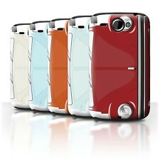 STUFF4 Back Case/Cover/Skin for HTC Wildfire/G8/Retro Beetle