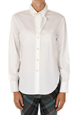 VIVIENNE WESTWOOD RED LABEL New Woman White Shirt Popeline Cotton Made Italy
