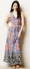 NEW Anthropologie Maeve Medallion-Cut Dress   Size 2-6-10
