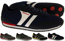 Mens GOLA Casual Fashion Pumps Shoes Lace Up Walking Trainers NEW Size 9 10 12