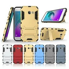 For Samsung Galaxy A3 2017 Shockproof Armor Impact Heavy Duty Rugged Hybrid Case