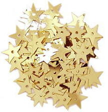 The Craft Factory CF01/014 | Large Star Sequins 10mm approx 7g