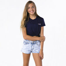 Ava And Ever Girls Peachy T-Shirt in Blue