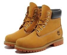 Timberland 10061 Wheat Mens Womens Classic 6 Inch Waterproof Boots RRP £160