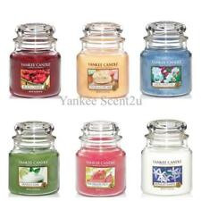 Yankee Candle Scented 14.5oz Medium Jar Variety 33% OFF RRP Sale