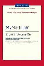 MyMathLab Student Access Kit by Pearson Education