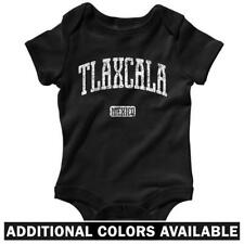 Tlaxcala Mexico One Piece - Baby Infant Creeper Romper NB-24M - Gift Tlaxcalteca