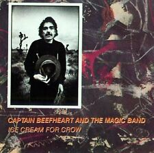 CAPTAIN BEEFHEART - Ice Cream for Crow - CD ** Brand New **