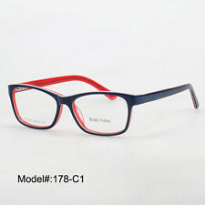 Hot  sales 178 full rim acetate  myopia eyewear eyeglasses prescription frames