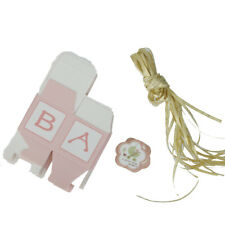 12pcs Cute Paper Candy Sweets Gift Boxes for Girl Boy Baby Shower Favor Birthday