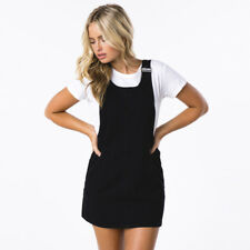 Clifford Pinafore in Black