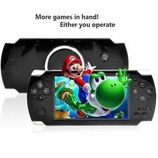 MP3 MP4 MP5 Portable Multimedia Player 8GB Handheld Game Player FM Video Games f