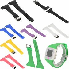 Replace Silicone Wrist Band For POLAR FT4 FT7 Heart Rate Monitor Fitness Watch