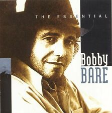 BOBBY BARE - Essential Bobby Bare - CD ** Brand New **