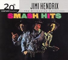 JIMI HENDRIX - 20th Century Masters: Millennium Collection - CD