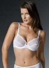 Triumph Light Desire Bra Size 36 D UK White Non-wired New