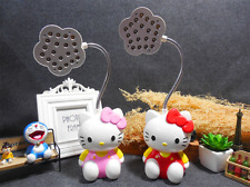 new cartoon cute HelloKitty mini LED charging desk lamp night light student gift