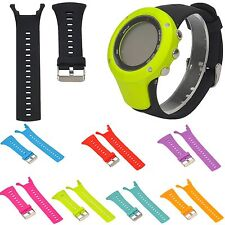 Replacement Soft Silicone Wrist Strap Holder For SUUNTO AMBIT Series 1/2/3 Watch