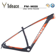 29er Carbon Fiber Mountain Bike Frame PF30 MTB Bicycle Carbon Frames 135/142mm