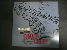 GRANT GREEN  MATADOR BLUE NOTE/KING UNRELEASED JAPAN JAZZ LP