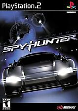 Spyhunter: Nowhere To Run PS2 Playstation 2 DISC ONLY